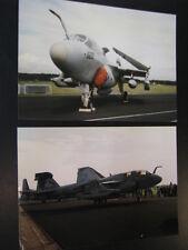 Photo EA-6B Prowler 163049/AJ-622 VAQ-141 Open Dag KLu Vlb Gilze-Rijen 1997 2x