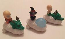 Dragon Ball Z Kai Mini Figures: Pull Back Car Collection: BABA, TIEN & KRILLIN