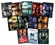 The X-Files:Complete Seasons 1-9+2 Movies+Event Series(57 DVD Discs,12 Sets)NEW