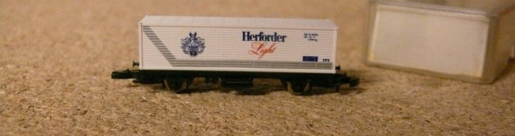 R24   92001 container CARRO BIRRA HERFORDER LIGHT Traccia Z