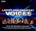 Latest and Greatest Voices [Box] by Various Artists (CD, Aug-2012, 3 Discs, Universal Music)