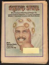 April 26 1973 Rolling Stone Magazine No. 133 Mark Spitz, Stevie Wonder Interview