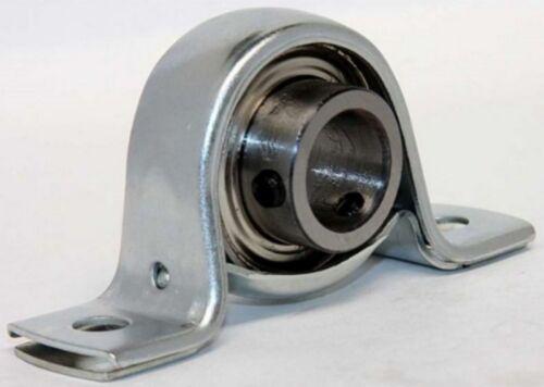 "15//16/"" SBPP205-15Pressed Steel Pillow Block With Eccentric Collar ZSKL"