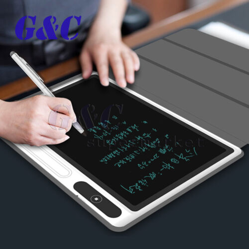 Portable 10.1Inch LCD Digital Drawing Graphic Notepad Kids Writing Board