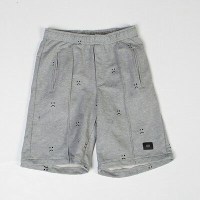 $ 75 Lazy Oaf Uomo Triste Grigio Shorts (grigio)