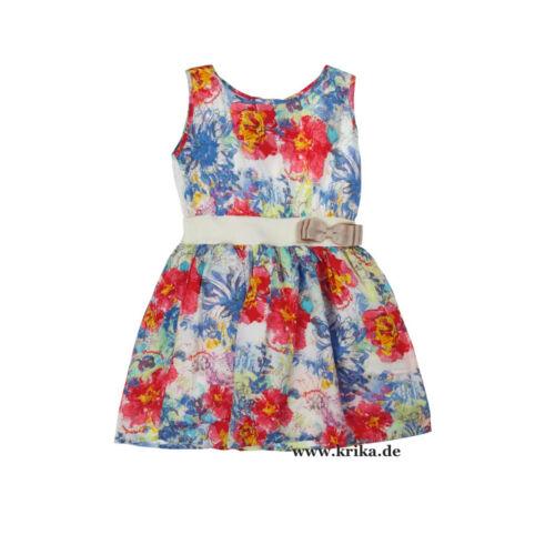 Pampolina fille robe new story 6564068 fleurs robe Deluxe robe d/'été NEUF