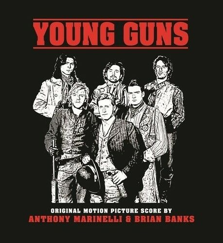 Anthony Marinelli / - Young Guns (original Soundtrack) [New Vinyl LP]