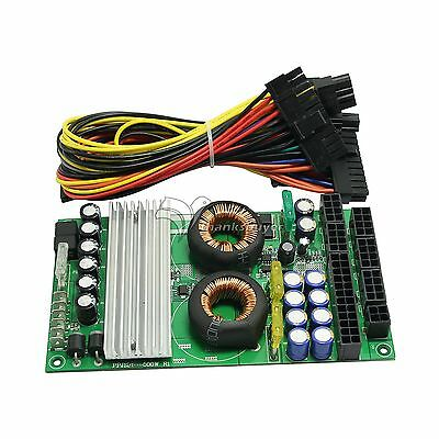 DC-ATX PPJ-12-500 Voltage Converter Board 12V DC 500W Power Supply Regulator