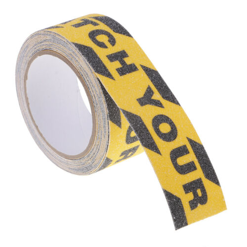5M Flooring Sticky Backed Yellow Tape Warning Tape Safety Tape Caution Sign