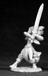 03461 Goldar the Barbarian REAPER MINIATURES DARK HEAVEN