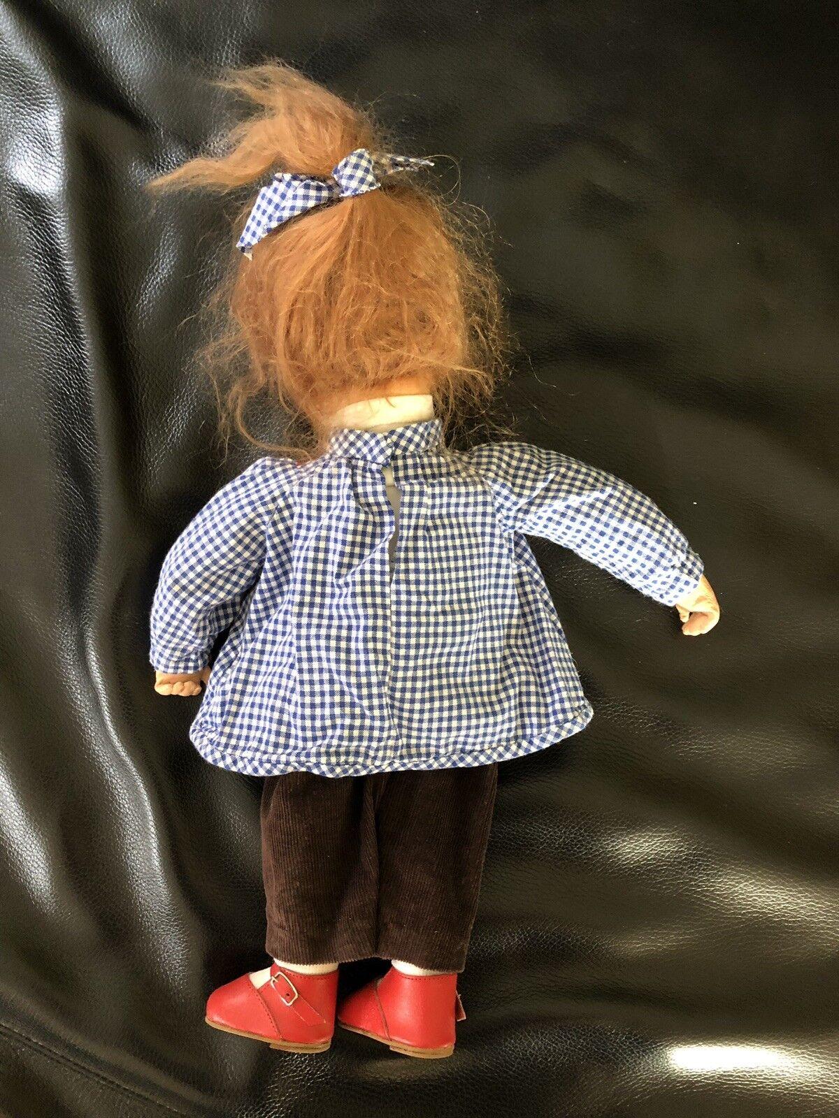 Handgemachte Künstler Künstler Künstler Puppe  Tina  Unikat Handarbeit 4174af
