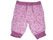 Papagino tolle Hose Gr. 62 / 68 rosa-lila mit Blumenmustern !!