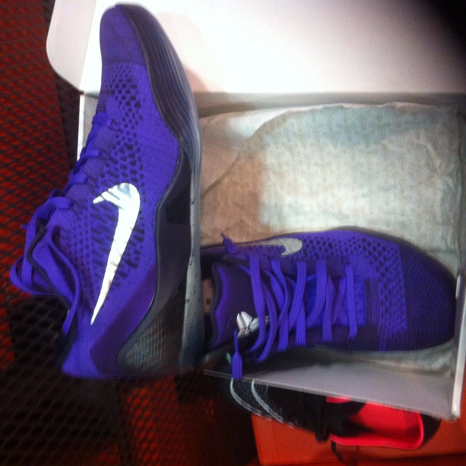 kobe bryant IX elite low moonwalker / michael jacksons