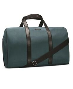 1654caeb126 Image is loading Giorgio-Armani-Parfums-Duffle-Bag-Weekender-Travel-Gym-