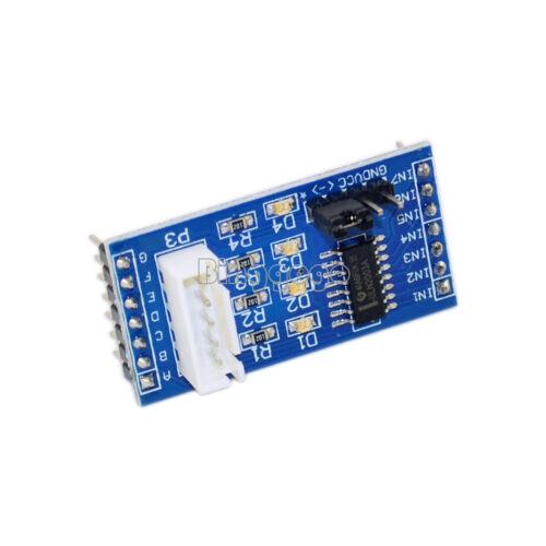 ULN2003 4-Phasen-5-Line Schrittmotor-Treiber-Platine Driver Motor Blau PCB Board
