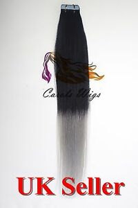 7A-Best-Quality-20-039-039-Tape-In-100-Russian-Remy-Human-Hair-Extensions-UK-1st
