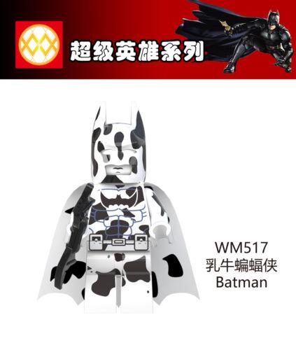 WM517 #517 Movie Gift Child New Classic Kids Compatible Custom Rare #Chen
