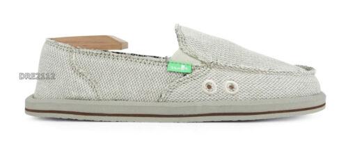Details about  /Sanuk Donna Hemp Natural Shoes Womens Size 11 *NEW*