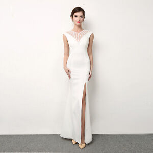 Abendkleid-Ballkleid-Partykleid-Brautkleid-Brautjungfern-Kleid-Hochzeit-BC667