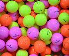 50 AAA PREMIUM ASSORTED COLOURED GOLF BALLS
