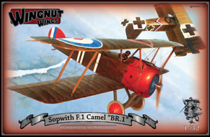 Wingnut Wings 1 32 Sopwith F.1 Camel 'BR.1'