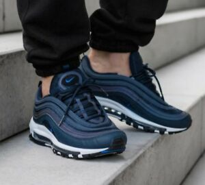 2f60acd71 Nike Air Max 97 Obsidian Size 7.5 UK BNIB Genuine Authentic Mens ...