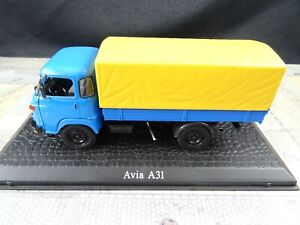 Avia A 31 LKW Atlas Edition DDR 1:43 Spur 0 OVP A1545