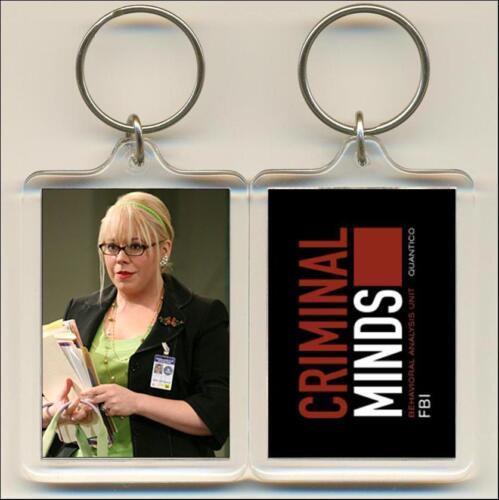 Criminal Minds Actors Keyring 11 Actors available.