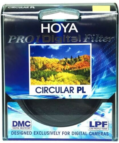 Hoya 82mm Pro1D Circular Pl 82mm CIRC POL CPL C Pol polarizante New Reino Unido Stock