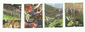 Portugal-2016-Old-Vineyards-set-MNH