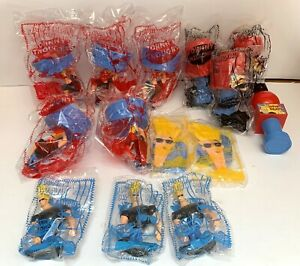 Vintage-Johnny-Bravo-Variety-Subway-Meal-Toys-Your-Choice-NIP-2001-3