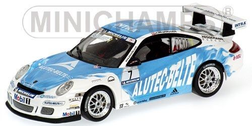 Porsche 911 Gt3 Hannes Neuhauser Neuhauser Neuhauser Porsche Supercup 2006 1:43 Model MINICHAMPS | En Vente  4e5fbd