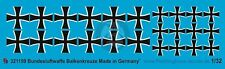 Peddinghaus 1/32 Balkenkreuz (Iron Cross) Modern German Air Force (2 sizes) 1159