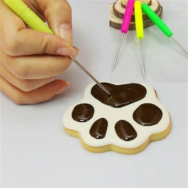 Scriber Needle Modelling Tool Marking Patterns Icing Sugarcraft Cake Decor TP