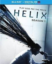 Helix: The Complete First Season (Blu-ray Disc, 2014, Includes Digital Copy UltraViolet)