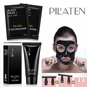 black head killer peel off schwarze maske pilaten gesichtsmaske mitesser pickel. Black Bedroom Furniture Sets. Home Design Ideas
