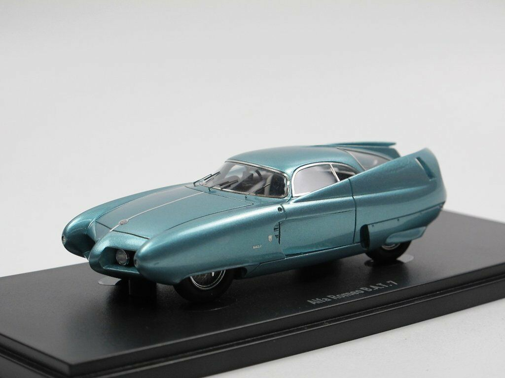 Masterpiece autocult 90056 - 1954 ALFA ROMEO Bat 7 étude Limited Edition 1 43