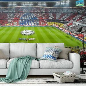 Vlies-Fototapete-Vliestapete-Bayern-Munchen-Stadion-Choreo-Immer-weiter-Rolle