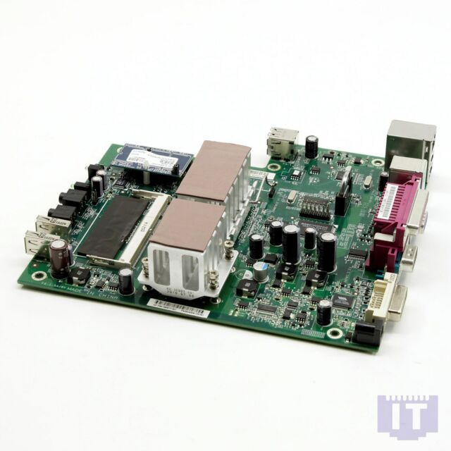 HP T5540 THIN CLIENT MAIN LOGIC BOARD ASSEMBLY 482517-001 W/FLASH MEMORY 128MB