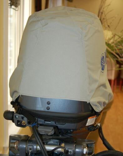Yamaha OEM Outboard Motor Cover 30-70HP 2-Stroke// F25 4-Stroke MAR-MTRCV-ER-20