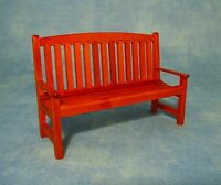 Garden Bench For 12th Scale Dolls Houses Df210