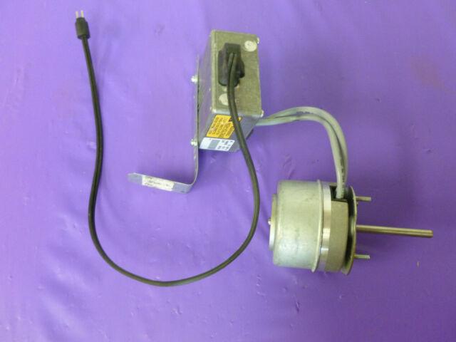 GE MOTOR 5SME84BM0028 1625 RPM 50//60 Hz 120V 1.7 A CCW CONT AIR OVER