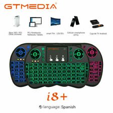 Mini teclado inalámbrico GTMedia i8 2.4G Touchpad Handheld para TV box Air Mouse