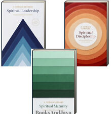 Sanders Spiritual Growth: Spiritual Leadership : Principles of Excellence for Every Believer by J. Oswald Sanders (2017, Paperback)