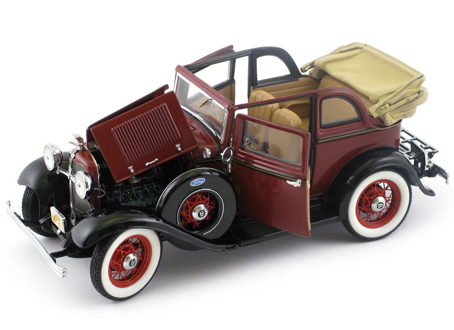1930 1940 Ford 1 Sport 18 Metal tärningskast modelllllerlerl Bil 12 årgång T Antique Race 24