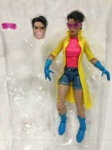 Marvel-Legends-X-Men-Caliban-Wave-Marvel-039-s-Jubilee-6-034-Figure-LOOSE-NO-BAF