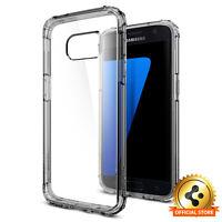 [Spigen Factory Outlet]Samsung Galaxy S7 Case[Crystal Shell] Dark Crystal