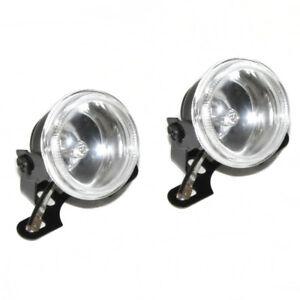2 x 10 LED Fog Spot Lights 12V White Light For Peugeot 106 206 306 307 308 406