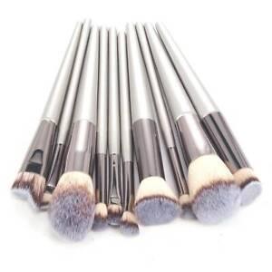 Pro-Face-Foundation-Eyebrow-Eyeshadow-Brush-Soft-Fleece-Makeup-Tools-Cosmetic