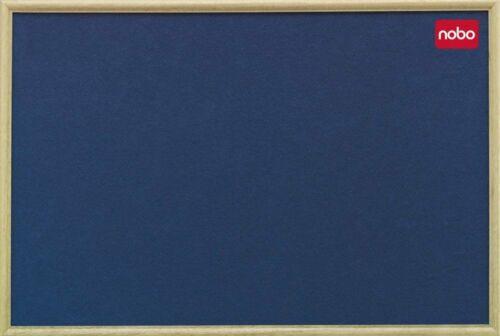 XL Large Grey Felt Notice Board Office Message 1800 x 1200 mm Aluminium Frame